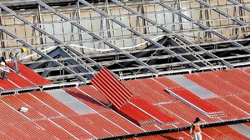 tejados y cubiertas en Vitoria