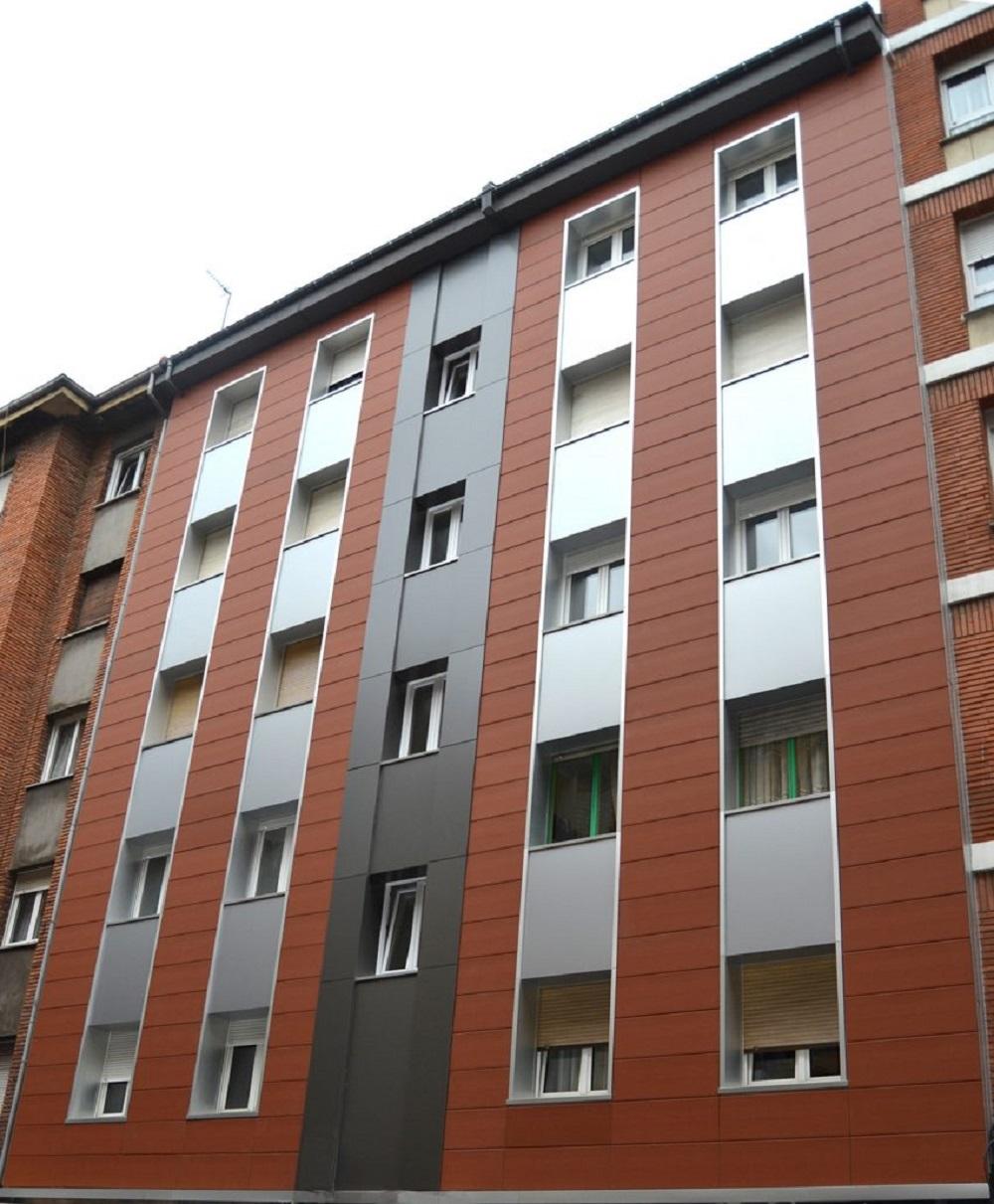 rehabilitacion de fachadas en Vitoria reforma de fachadas y arreglo de fachadas en Vitoria