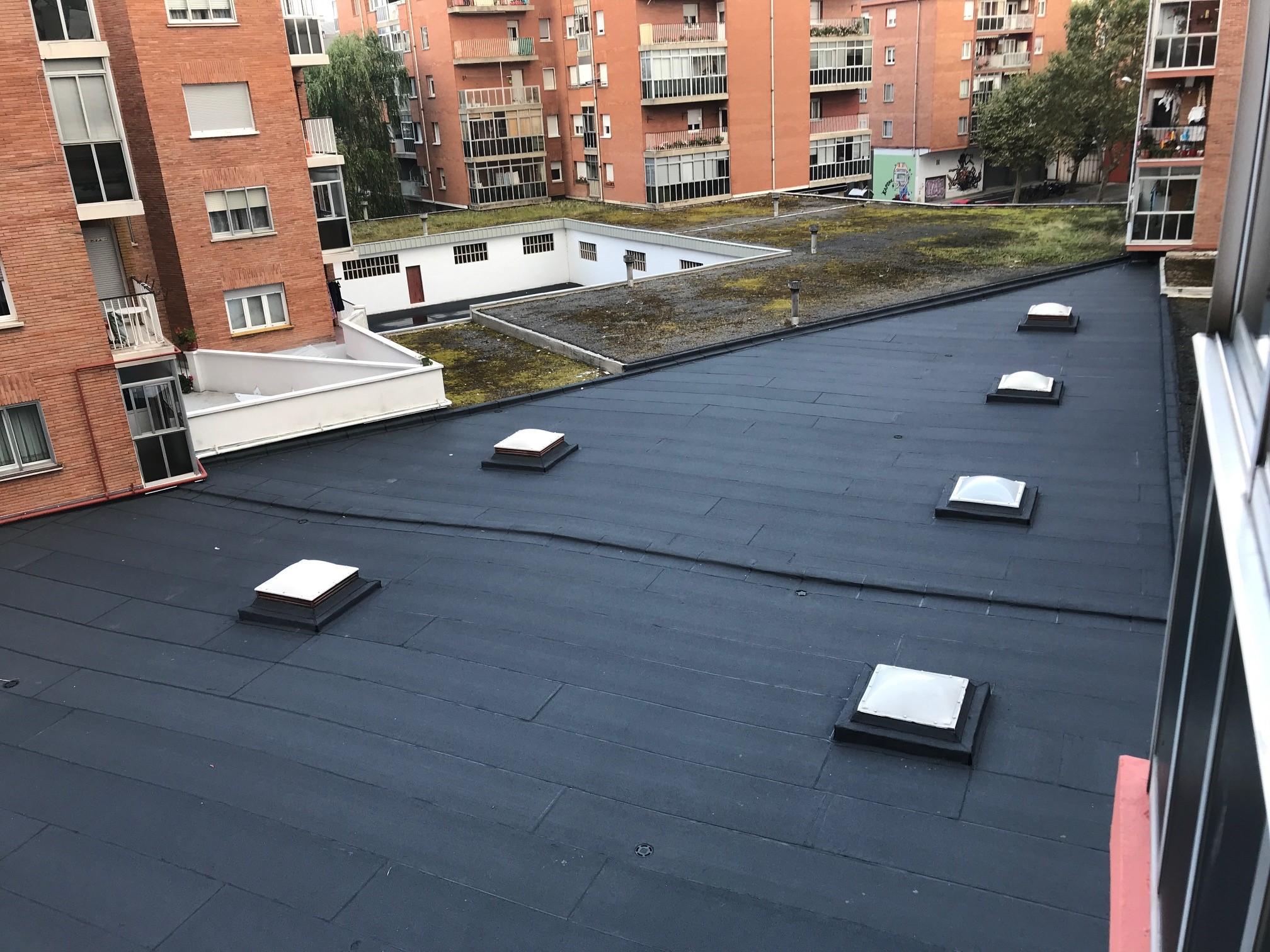 impermeabilizaciones y telas asfalticas en Vitoria