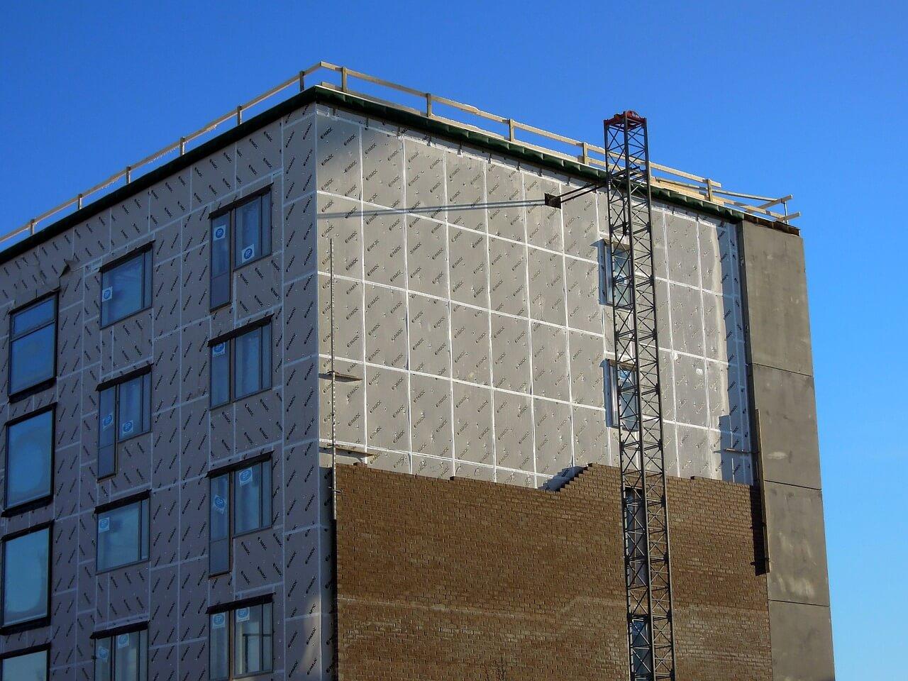 rehabilitacion de edificios en Vitoria