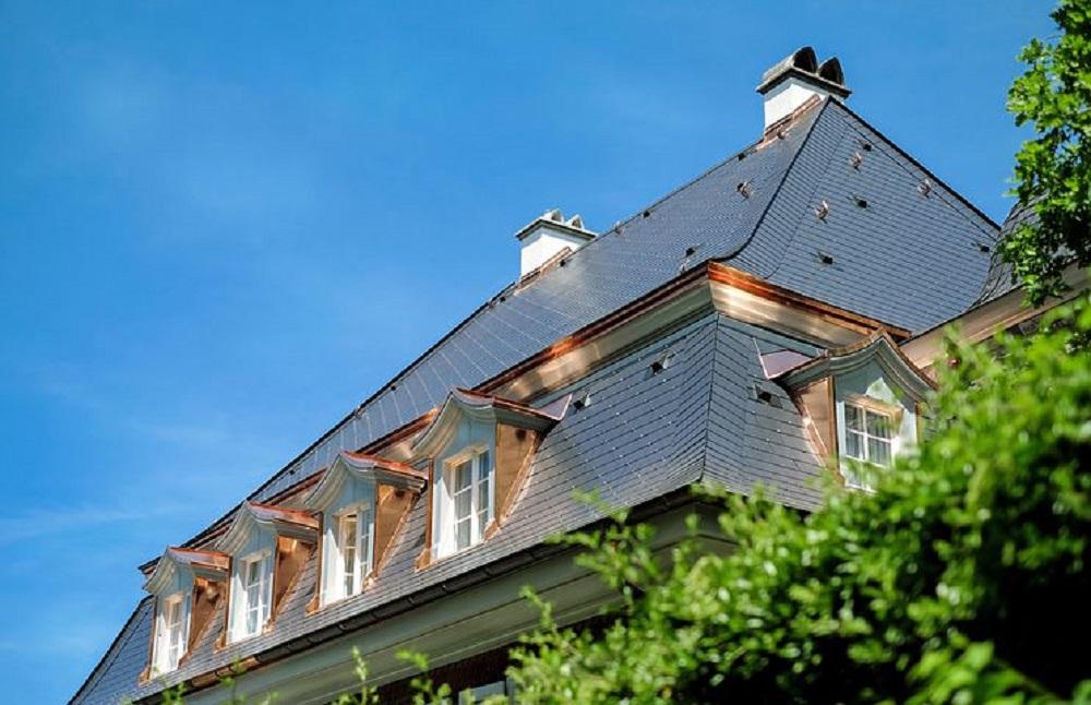 Arreglo y reparación de tejado de pizarra en Vitoria
