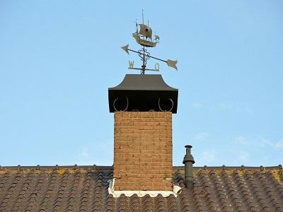 arreglo de chimeneas en Vitoria base de chimenea en tejado gasteiz reforma rehabilitacion tejados vitoria